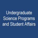 Logo of Undergraduate Science Programs and Student Affairs Channel