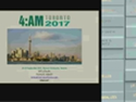 4:AM Conference- September 28th, 2017 - Part 1 of 5