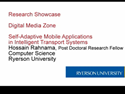 Thumbnail Image - Ryerson Research Showcase - DMZ Self-Adaptive Mobile Applications in Intelligent Transport Systems
