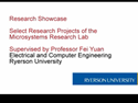 Thumbnail Image - Ryerson Research Showcase - Microsystems Research Lab