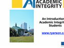 Thumbnail Image - Closed Captioned version - An introduction to Academic Integrity for Students