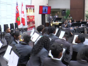 Thumbnail Image - Remembrance Day Ceremony with Senator Don Meredith 2014