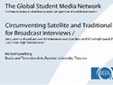 Thumbnail Image - Ryerson University - Circumventing Satellite and Traditional Fibre for Broadcast Interviews
