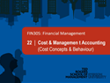 Thumbnail Image - VBM-FIN305 - Prstn M22v1 - Cost & Mgmt Acctg - Cost Concepts